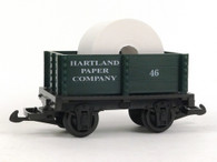 Hartland Locomotive Works 15114 Mini Gondola HLW Paper