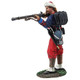W Britain 31262 American Civil War Union Infantry Federal Infantry 114th Pennsylvania Zouaves Standing Firing No.3
