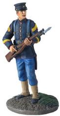WBritain Soldier 10040 Museum Collection U.S. Marine