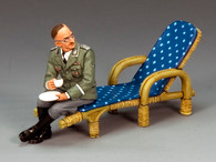 King & Country Berlin '38 LAH105 Heinrich Himmler Relaxing