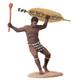 WBritain 20159 Anglo-Zulu War Zulu Warrior Casualty Falling Backwards No.1