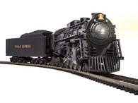 Lionel Polar Express Berkshire Locomotive Tender Remote 6-58018 HO Scale Trains
