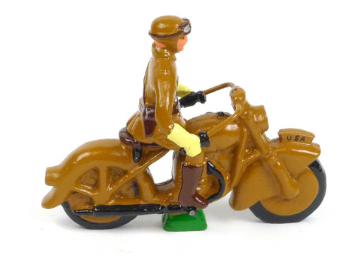 Holt's Hobbies H-MS1 Mortor Scout Goggled Helmet  Dimestore Figure