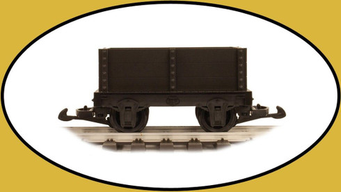 Hartland Locomotive Works Undecorated Mini Gondola 15106 G Scale Model Trains