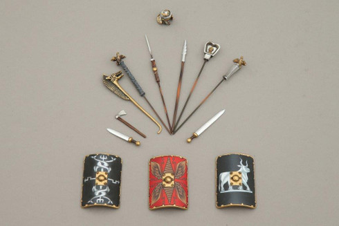 Thomas Gunn Miniatures Roman Empire ACCPAK14 Roman Accessory Pack