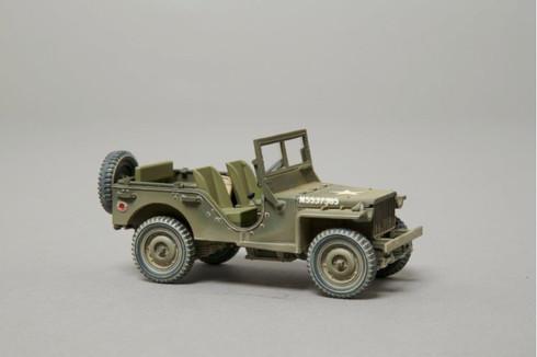 Thomas Gunn Miniatures RSO48 Jeep World War II