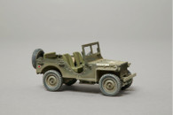 Thomas Gunn Miniatures RSO48 Jeep World War II