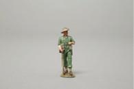 Thomas Gunn Miniatures RSO45 Australian Soldier World War II
