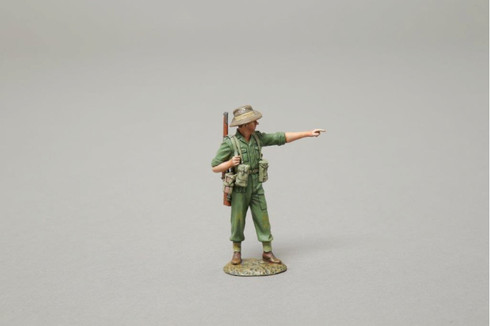 Thomas Gunn Miniatures RSO46 Australian Pointing World War II