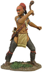 WBritain Soldier 16006 Clash Of Empires Eastern Woodland Indian