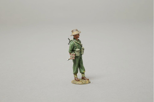 Thomas Gunn Miniatures RSO47 Australian Sgt Major World War II