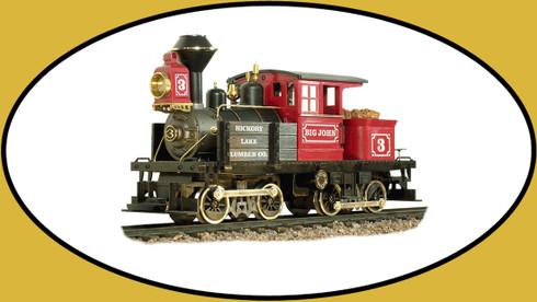 Hartland Locomotive Works Steam Engine Big John 09600