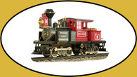 Hartland Locomotive Works Steam Engine Big John 09600