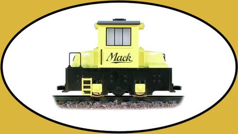 Hartland Locomotive Works Mighty Mack Engine in Yellow Item# 09701