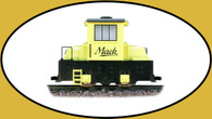 Hartland Locomotive Works Mighty Mack Engine in Yellow Item# 09701
