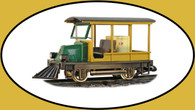 Hartland Locomotive Works Woody Rail Car 09210