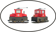 Hartland Locomotive Works Pacific Electric Sparky Switcher 09720 G Scale Trains