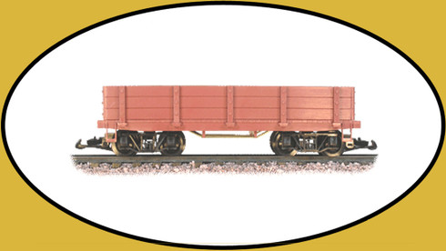 Copy of Hartland Locomotive Works 04004 Box Car Undecorated G Gauge