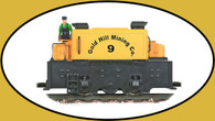 Hartland Locomotive Works 09730 Mining Engine G Gauge