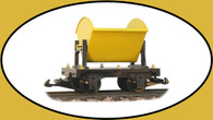 Hartland Locomotive Works 15322 Mining Ore Car G Gauge