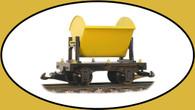 Hartland Locomotive Works 15322 Mining Ore Car G Gauge