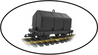 Hartland Locomotive Works Mini Covered Coil Car 15700 G Scale