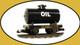 Hartland Locomotive Works Oil Tank Car 15411 G Scale Model Trains Railroads