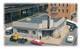 Bachmann 88005 Bus Station Building Kit HO Scale Model Trains