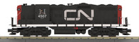 MTH O Scale RailKing 30-20267-1 GP9 Diesel Engine w/Proto-Sound 3.0 Cab No. 4507 Canadian National