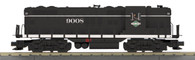 MTH O Scale RailKing 30-20268-1 GP9 Diesel Engine w/Proto-Sound 3.0 Cab No. 9008 Illinois Central