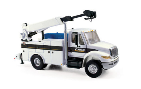 First Gear 50-3187 International DuraStar Case Service Truck 1:50 Scale
