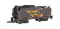 Bachmann Trains Maine Central USRA Medium Tender N Scale