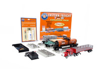 Lionel O Gauge Model Trains Eastern Freight Expansion Pack