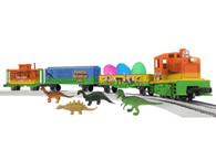 Lionel O Gauge Model Trains Lionel Junction Dinosaur Diesel LionChief Set