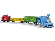 "Lionel O Gauge Model Trains Lionel Junction ""Little Steam"" LionChief Set"