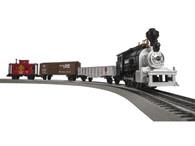 Lionel O Gauge Model Trains Lionel Junction Santa Fe Steam Set