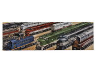 Lionel Model Trains Lionel Diesel Locomotives Iron Wall Hanging
