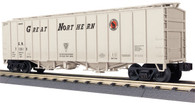 MTH Electric Trains RailKing O Gauge Model Trains Great Northern Airslide Hopper Car 30-75505
