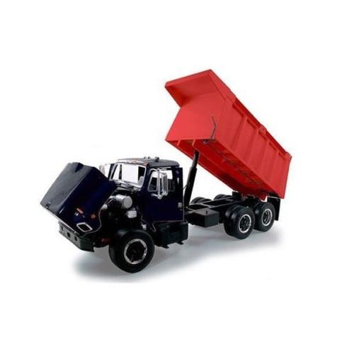 First Gear 40-0199B International S Series Dump Truck Red/Black 1:25 Scale