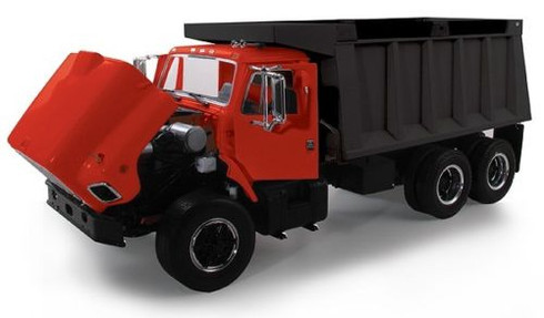 First Gear International S Series Dump Truck 1:25 Scale Diecast Truck 40-0199F