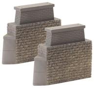 Lionel 6-22363 Stone Style Bridge Piers 2 Pack