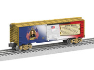 Lionel 6-25931 Andrew Johnson Boxcar O Gauge