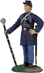 WBritain Soldier 31202 Union Infantry Drum Major No. 1