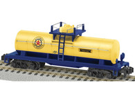 "6-48442 American Flyer Lines ""Air Service"" Single Dome Tank Car O Gauge"