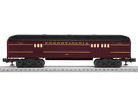 "6-81462 Pennsylvania ""Broadway Limited"" Add-on baggage car O Gauge"
