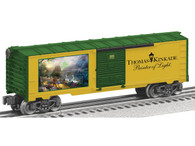 Lionel 6-39362 Thomas Kinkade Emerald city Boxcar