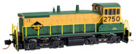 Reading SW1500 Diesel Switcher Locomotive