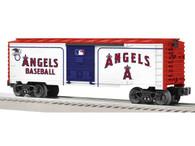 Lionel 6-81931 Los Angeles Major League Baseball Boxcar O Gauge