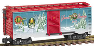 Lionel 8-87034 2010 Holiday Boxcar Large Scale