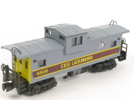 Lionel 6-6906 Erie Lackawanna Extended Vision Caboose O Scale